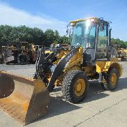 2011 John Deere 244J Wheel Loader, Cab, A/C, Heat, 3rd Valve, 4678 Hours, Clean
