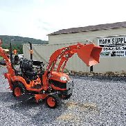 2015 BX25D Compact Tractor Loader Backhoe Belly Mower 4x4 Diesel 3 Point Hitch !