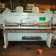"Cincinnati Modell 1406, 6 'X 1/4 ""Mechanische Shear w / 6' Sq. Arm & 24"" BOBG"