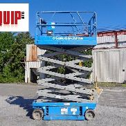 Genie GS3246 Electric Scissor Boom Man Aerial Lift - 32 ft Height