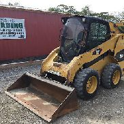 2013 Caterpillar 246C Skid Steer Loader w/ Cab!