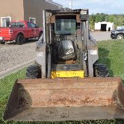 New Holland Skidsteer LS170