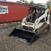 2008 Bobcat T190 Tracked Skid Steer Loader!