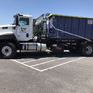 2016 CAT CT660 ROLL OFF TRUCK