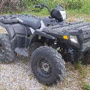 2005 Polaris Sportsman 800 anniversario 50th anniversario 4x4 ATV ie 700 600