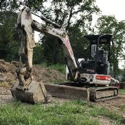 TWO ** 2007 Bobcat 430 ZHS Mini Excavator * LOW HOURS - WE FINANCE/SHIP * READ *