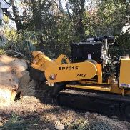 2015 Carlton 7015TRX Stump Grinder