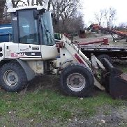 2007 Terex SKL824 4x4 Compact Wheel Loader w/Cab! Coming In Soon!