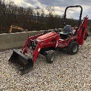 2007 Massey Ferguson GC2310 4x4 Compact Tractor Loader Backhoe. Coming In Soon!