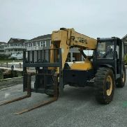 Nice Gehl RS8-42 4x4 Telescopic Forklift! With Cab