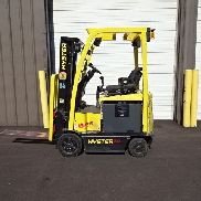 2012 HYSTER FORKLIFTS ONLY 2 LEFT MODEL E30XN