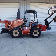 2008 Ditch Witch RT115 NEW H910 schwere trencher, 645 Std.
