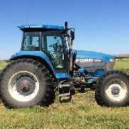 1995 New Holland 8770 4WD Tractors
