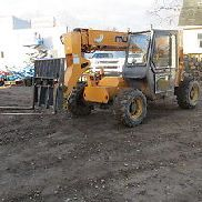 Mustang 634 Cab Telescopic Forklift