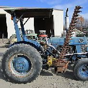 Massey Ferguson 135 Utility Tractor w/ Sickle Bar NICE! RUNS EXC VIDEO!