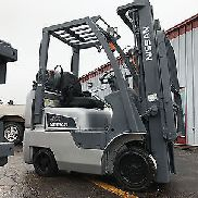 NISSAN CUSHION MCP1F1-9N0120 4000LB FORKLIFT LIFT TRUCK
