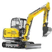 Wacker Neuson 3503 Mini-Excavator - Used - Great Condition