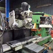 Hurco, 3 Axes CNC Bed Type Vertical Milling Machine, Model Hawk 30 / SSM