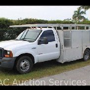 2006 Ford F350 XL 11 ft. Utility Welding Truck Utility/Service Trucks