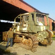 CAT model D7F Military Dozer WORKING GREAT! SUPER LOW HOURS!