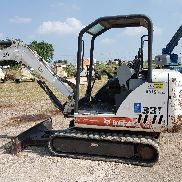 2007 BOBCAT 331 MINI BAGGER