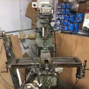 Bridgeport Knie Mühle Gut Conditon 2hp Power Feeds