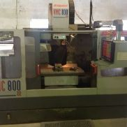 1997 Bridgeport VMC 800 CNC Vertical Machining Center.