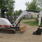 Coming In! 2009 Bobcat 331 Mini Excavator
