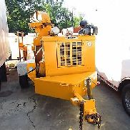 "BANDIT INTIMIDATOR 1290H DIESEL WOOD CHIPPER 140HP 1500 HRS 15 ""DRUM *** GUT *** ***"