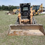 07' Case 420CT Skid Steer