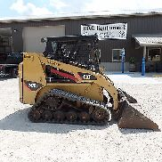 2008 Caterpillar 247B Cat Tracked skidsteer Nice shape Clean Video!