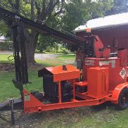 2001 Crafco SuperShot 250 Crack Sealing Unité / Asphalt Paving