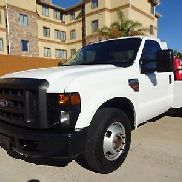 2008 Ford Superduty F-350 XL Tow Wrecker Clean Super Low Miles