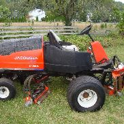 Jacobsen LF 3400 Fairway Faucheuse Kubota Diesel 36.5 HP 1500 HRS UTILISÉ FONCTIONNE GRAND !!