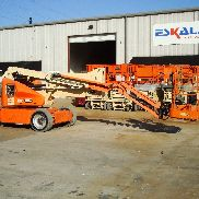 JLG Boom Lift E450AJ 2010 (45 Feet with JIB ) Electric Articulated