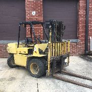Hyster H80XL 8,000 LB Forklift Gas Powered Unit