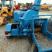 Olathe madera Brush Chipper 986 12 pulgadas
