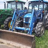 2004 New Holland TN75DA Tractors