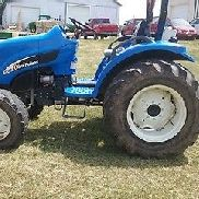 2005 New Holland TC40A Коммунальные тракторы