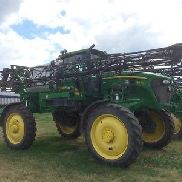 2008 John Deere 4830 Applicators & Sprayers