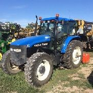2001 New Holland TM115 Traktoren