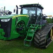 2013 John Deere 8360RT Spurtraktoren