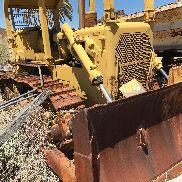 CATERPILLAR D6C DOZER REAR RIPPER STRAIGHT DOZER WITH SLOPE BOARD