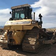 CATERPILLAR D7H DOZER LPG STRAIGHT DOZER HINTEN WINDE