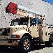GENUINE INTERNATIONAL 4700 1995 37 FT TECO BUCKET TRUCK G4A-37IP-TBFS1