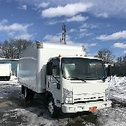 2009 Isuzu NPR 16' Morgan Box Truck Low Miles Great Shape Diesel Automatic