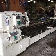 "Used 2013x222 Monarch 612 Engine Lathe 15"" 4-Jaw Chuck"