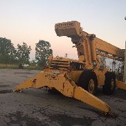Crane 15 Ton Rough Terrain Pettibone Model 30 Multikrane