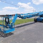 GENIE S125 BOOM LIFT MAN LIFT MANLIFT TELESCOPIC BOOMLIFT MAN BASKET