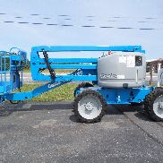GENIE Z45 / 25 ARTICOLATORE BOOM LIFT JIB MANLIFT Z-BOOM AERIAL KNUCKLE BOOMLIFT
